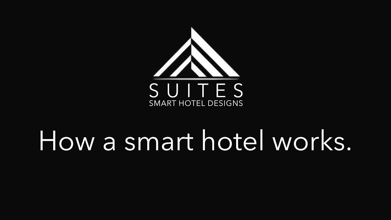 Welcome to a Smart Hotel