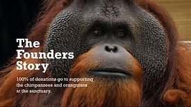 The Founder's Story  |  Center for Great Apes