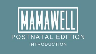 MAMAWELL Method Intro