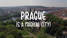 Drawing in Prague with Maria
