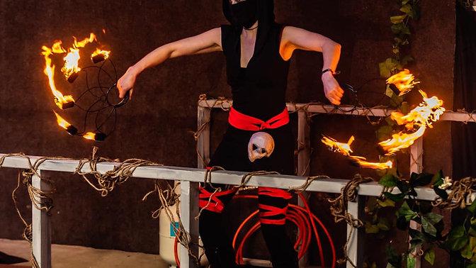 Stygian Fire Performance