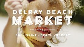 Delray Beach Market Kids Event Advert