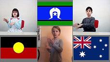 Advance Australia Fair / We Are Australian