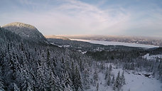 Winter moods from Vikerfjell