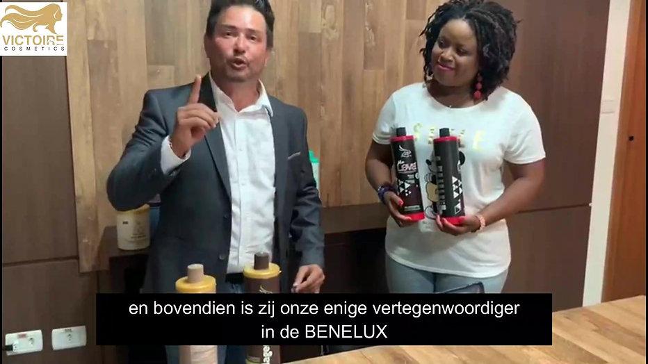 Victoire Cosmetics officiële leverancier in Benelux van ZAP Cosmeticos
