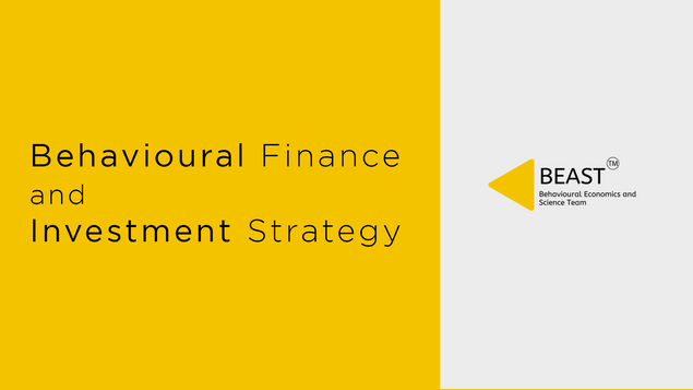 Introduction to Behavioural Finance