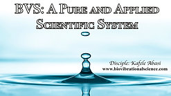 BVS: A Pure and Applied Scientific System