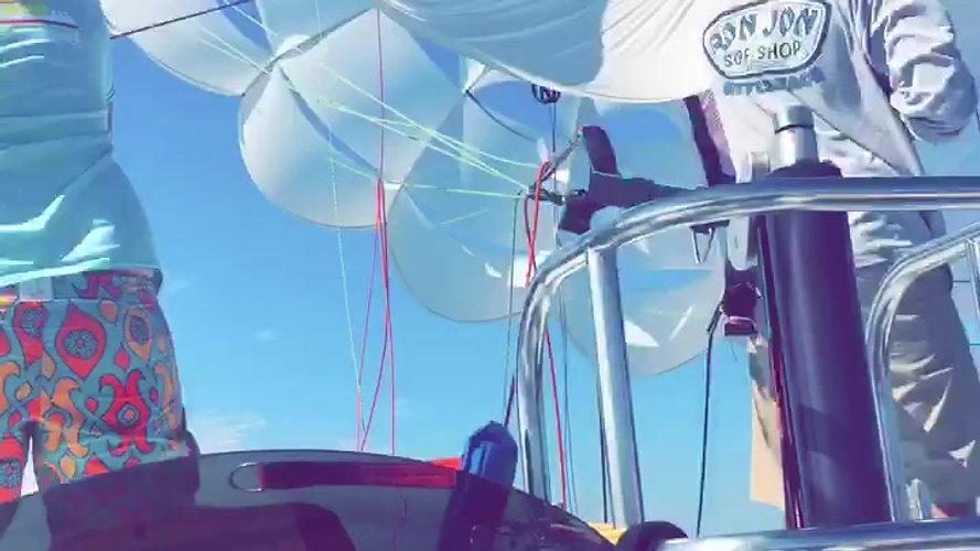 Parachute Deflation