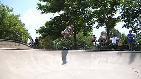 CasusGrill @ Maalof Skate Park Queens, New York