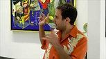 Entrevista con el escultor Mario Zarza por Efekto TV