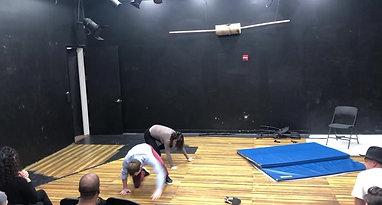 Stage Combat Clip 2