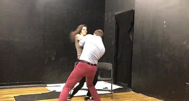 Stage Combat Clip 1