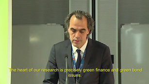Green Finance Conference - Philippe Dessertine (2)