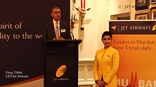 JET AIRWAYS Business Brunch