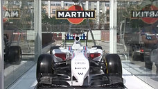 Video event MARTINI RACING LOUNGE