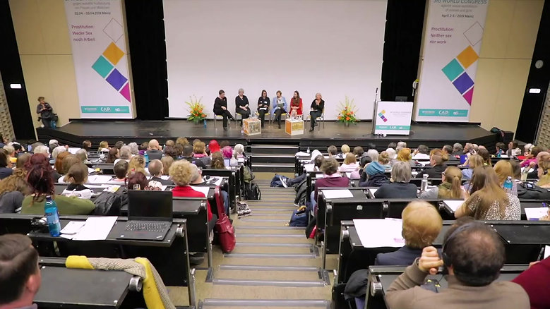 SOLWODI heißt Solidarität mit Frauen in Not. Erfahren Sie hier mehr über unser Engagement...