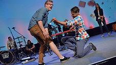 Showreel - Moderation BUJU 2015 Pantomime-Spiel