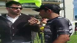 🎤 Entrevisté a Mario De Elias tras ganar   Cristian Maurandi CM[1]