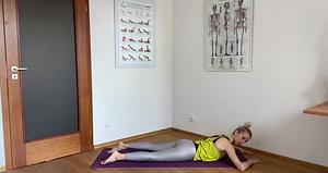 Jóga pro uvolnění svalů krční páteře