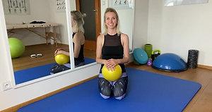 Uvolnění a posílení ruky a zápěstí