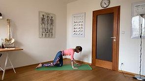 Poporodní jóga