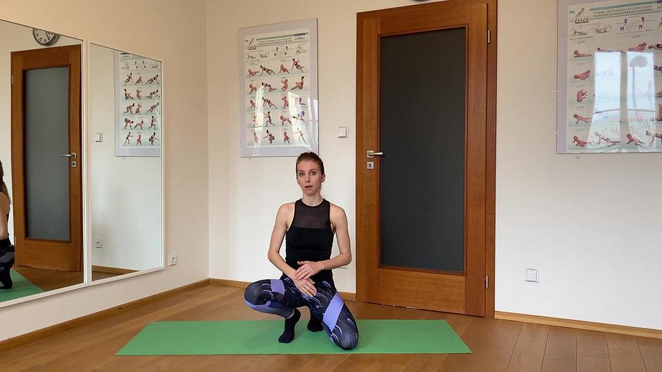 KURZ Zdravotní cvičení pro ženy