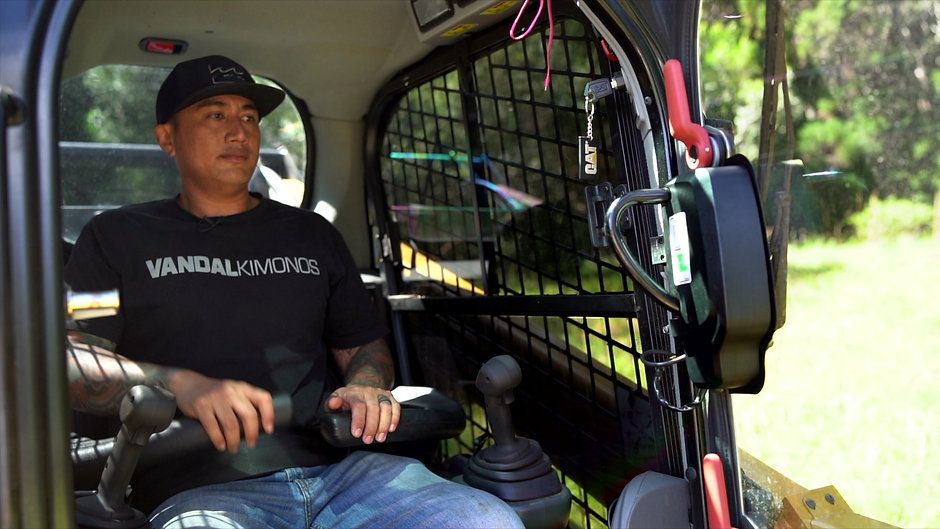 Hawthorne Cat Customer Spotlight: Hamakua Land Management