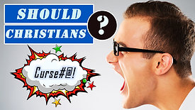 Is it a sin to swear or cuss? | What does the Bible say about profanity?