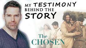 """Dallas Jenkins (creator of """"The Chosen"""") - This is my story..."""