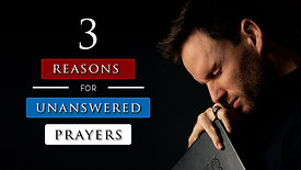 Why Does God Not Answer my prayers? | The TRUTH