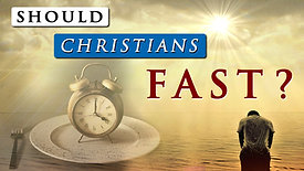 What is Christian fasting?    How to fast and pray effectively