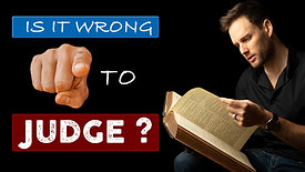 What does the Bible really say about judging others?