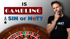 Is it a SIN to GAMBLE according to THE BIBLE?