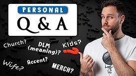 Q & A with Daniel Maritz