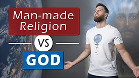 Why I hate man-made religion and love God || Daniel Maritz