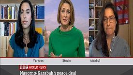 BBC World News Interview November 10, 2020