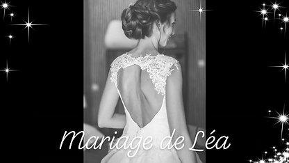 Mariage de Léa