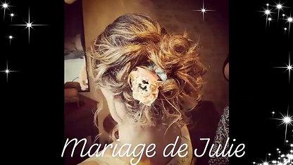 Mariage de Julie