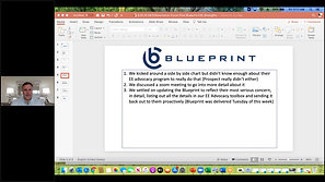 Post Blueprint Edit - Strengths