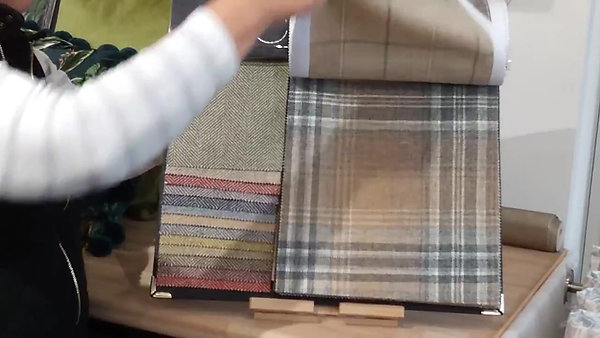 Chess Fabrics - Highland Wool Vol 1