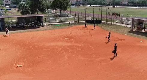 Ferguson Softball Practice