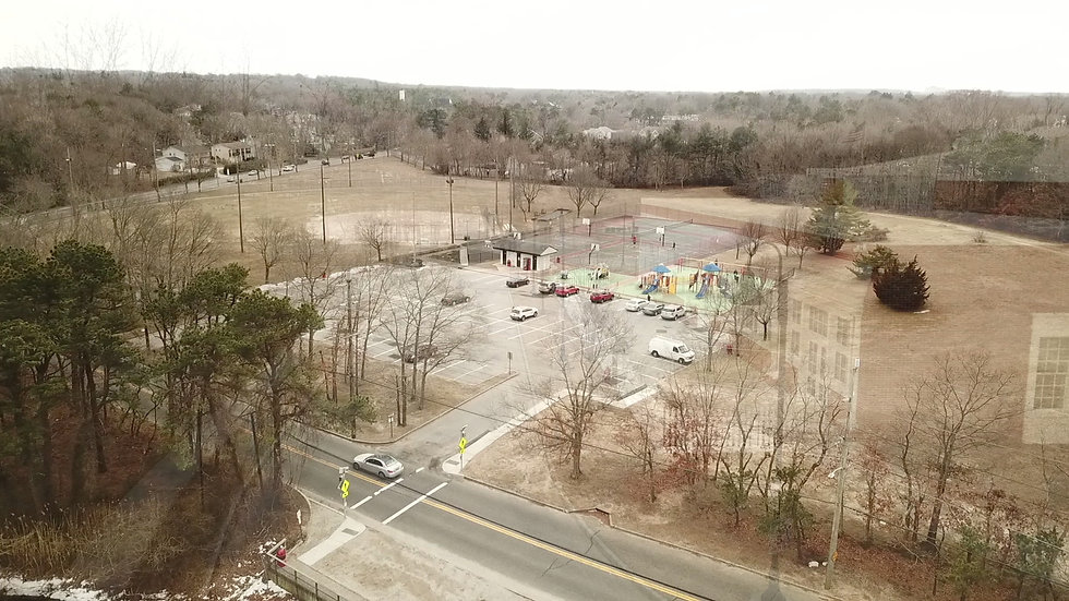 A Birds Eye View Of Nesconset