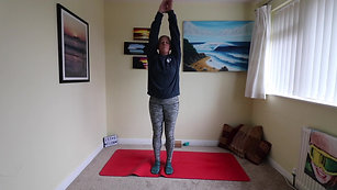 Standing Yoga Sequence
