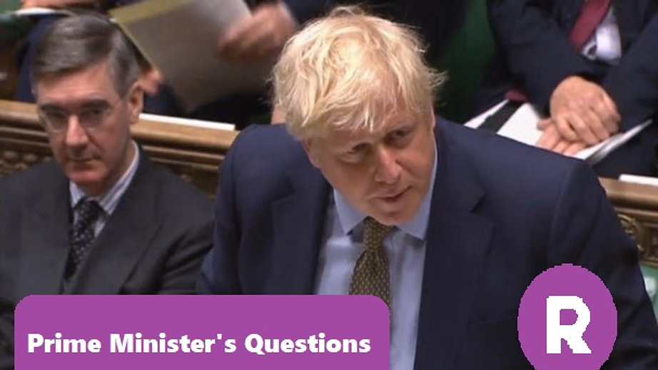 Prime Minister Questions