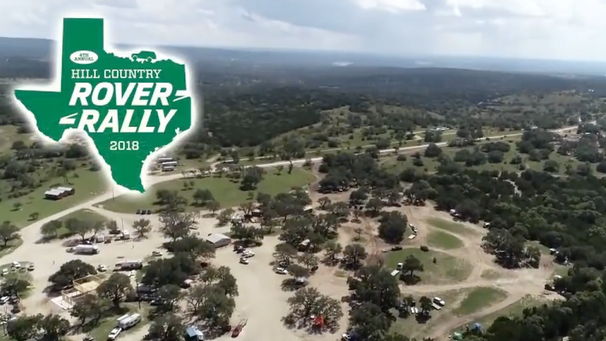 Hill Country Rover Rally