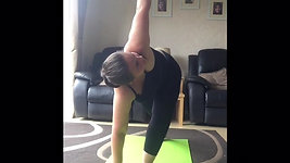 Vinyasa Yoga Session Two - 30 minutes