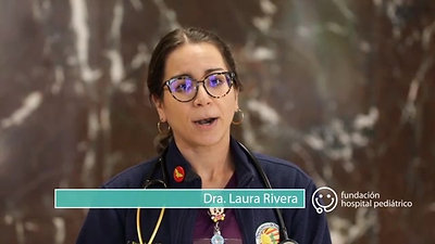 Dra. Laura Rivera Covid-19