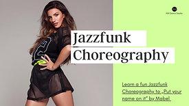 Jazzfunk Choreography