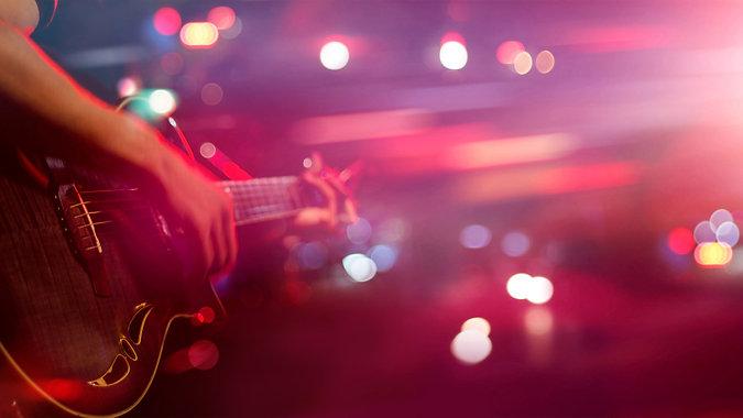 MUSIC: LIVE D