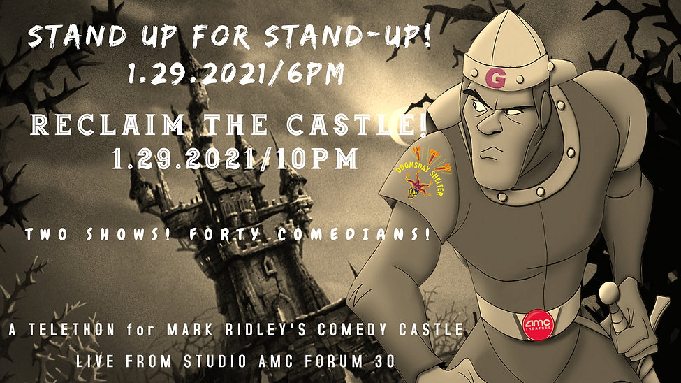 1.29.2021: STAND UP for STAND-UP